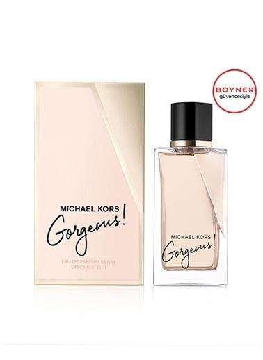 Michael Kors Gorgeous Edp Kadın Parfüm 100 Ml Renksiz